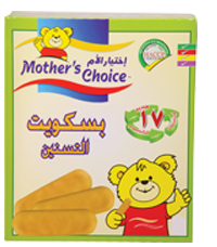 Mother's Choice Teething biscuits sticks