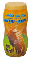 Nutrifast Chocolate drinks : Balanced nutrition for the whole family
